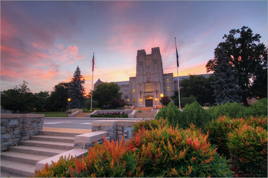 Virginia Polytechnic Institute and State University (Main Campus)